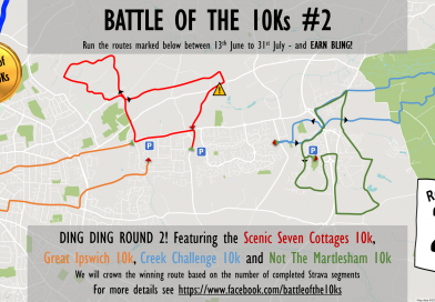 Battle of the 10ks #2